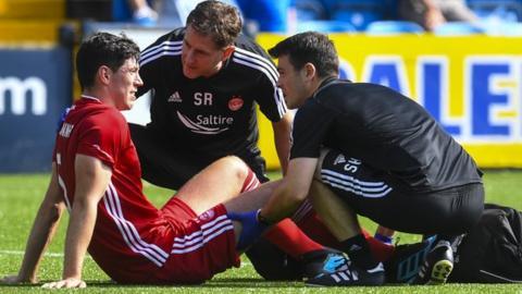 Kilmarnock 0-0 Aberdeen: Hosts get first point under Alessio