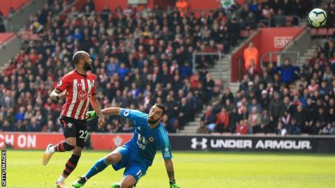 Southampton 3 1 Wolves We Will Target 40 Points Says