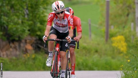 'The biggest tragedy possible' - Bjorg Lambrecht dies after Tour of Poland crash