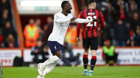 Bournemouth 0-3 Liverpool: Premier League leaders open up 11-point gap