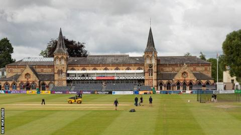 Cheltenham College cricket ground