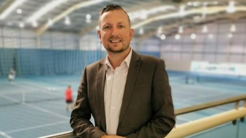 Barry Cawte was appointed the Welsh Rugby Players' Association in September 2019