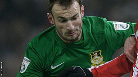 Wrexham's Wes York
