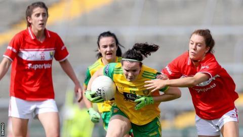 Donegal's Geraldine McLaughlin