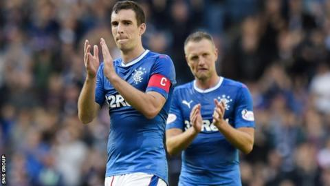 Rangers endured a frustrating afternoon at home to Ross County
