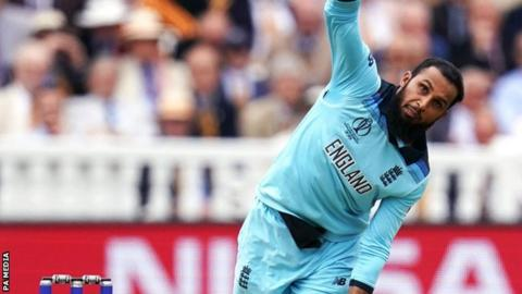 Adil Rashid has made 19 appearances this season - 16 ODIs for England (11 of them in the World Cup), one T20 international and three in the One-Day Cup in April for Yorkshire