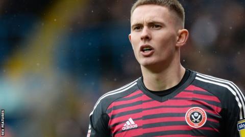 Sheffield United sign Man Utd's Dean Henderson & Nottingham Forest's Ben Osborn