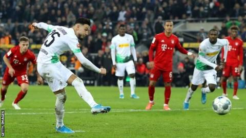 Bayern down to sixth after defeat