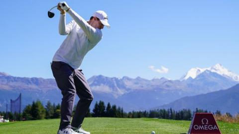European Masers - Matthew Fitzpatrick leads by two ahead of final round
