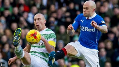 Scott Brown and Nicky Law