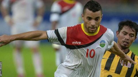 Rodrigo Sousa Silva was born in Ipatinga, Brazil and is one of the ineligible players named