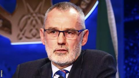 McCarthy becomes the first overseas president in the history of the GAA