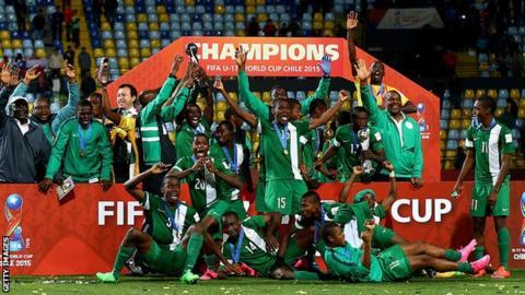 Nigeria 2015 U17 squad