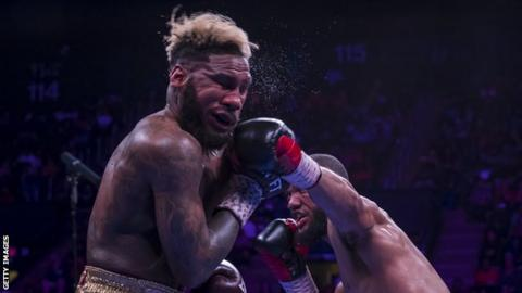 Jarrett Hurd and Julian Williams