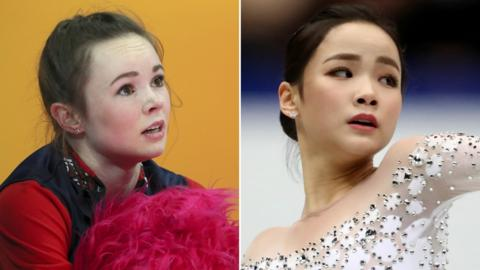Mariah Bell and im Eun-soo