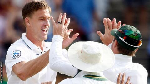South Africa Fast Bowler Morne Morkel Joins Surrey