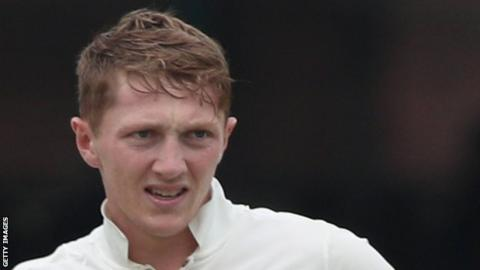 Dom Bess has made just two appearances for Somerset this season, both coming in the One-Day Cup