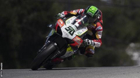 World Superbikes: Laverty says 'you have to stand up for what is right' after withdrawing in Argentina