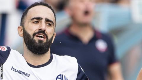 Erhun Oztumer: Bolton Wanderers midfielder's exit leaves club with five senior players