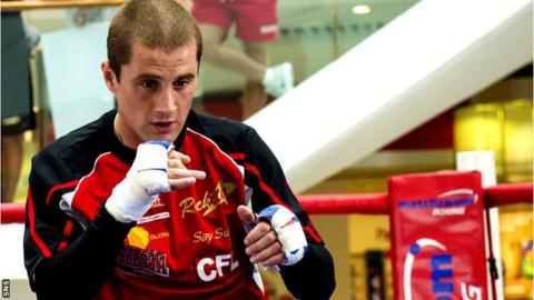 Ricky Burns last fought for a title in June 2014 when he lost to Dejan Zlaticanin