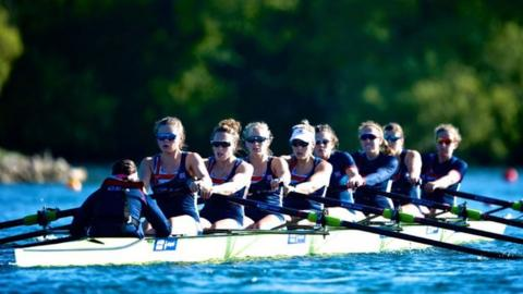 Great Britain rowing