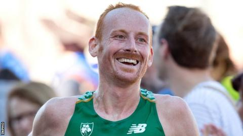 Belfast man Thomas Frazer will aim for the Irish national title in Dublin