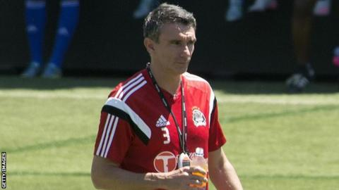 French coach Patrice Carteron
