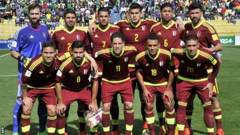 taille 40 62931 76ab9 Venezuela: Salomon Rondon and squad in quit threat to board ...