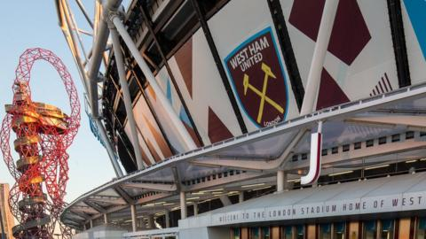 West Ham United's London Stadium home