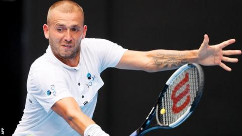 Evans upsets Tiafoe in first round at Delray Beach