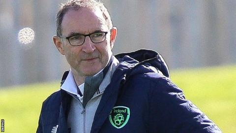 Martin O'Neill has been in charge of the Republic of Ireland since November 2013.
