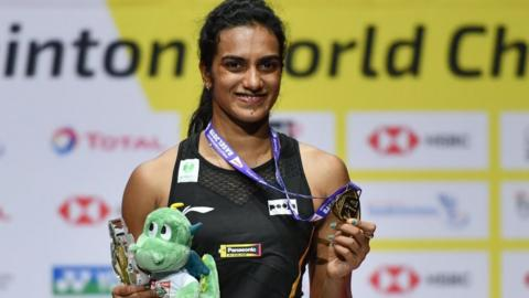 PV Sindhu is one of India's most popular sports stars