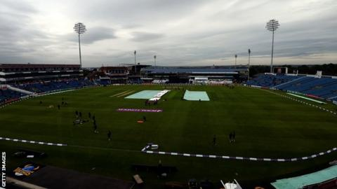 Yorkshire's Headingley ground