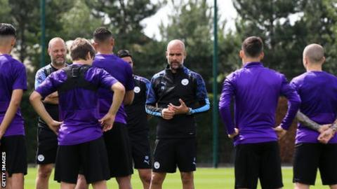 Manchester City players will choose next captain, says Pep Guardiola