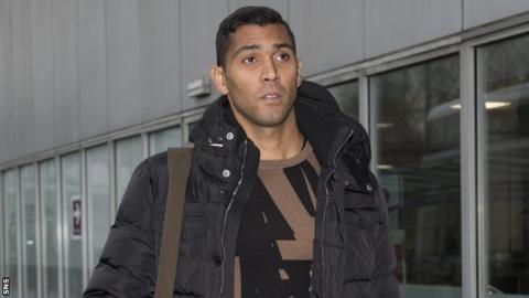Marvin Compper completes medical ahead of Celtic move