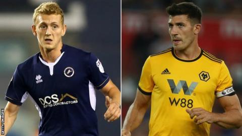 George Saville and Danny Batth