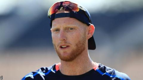 What did Ben Stokes have to say after being charged with affray?