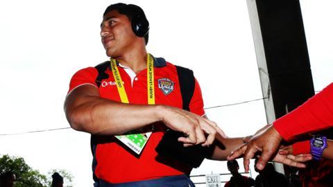 Jason Taumalolo