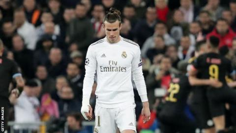The possible MLS destinations for Bale