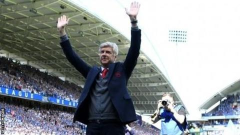 Wenger's New Job Revealed