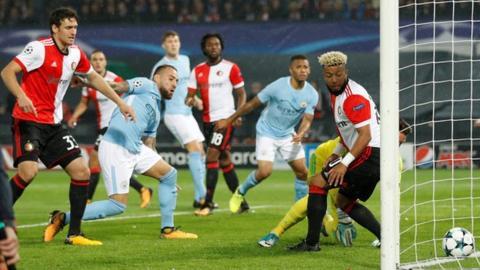Manchester City's John Stones
