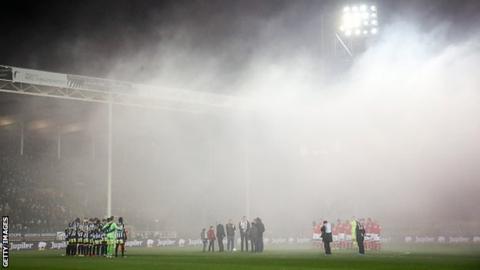 Charleroi v Standard Liege