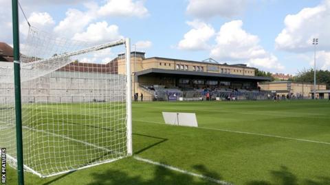 Dulwich Hamlet's Champion Hill Stadium