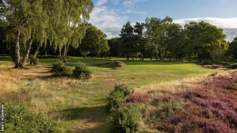 Berkhamsted course