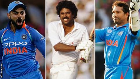 All Time India Odi Xi Pick Your Best Ever Team Before