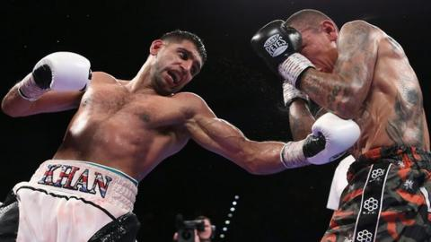 Amir Khan agrees shot at undefeated WBO champion, Terence Crawford