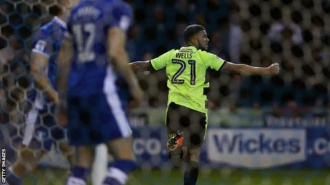 Nahki Wells scored 10 goals as Huddersfield won promotion to the Premier League last season