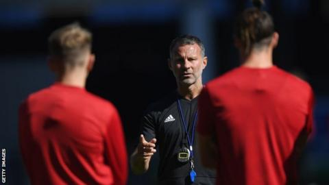 Ryan Giggs speaks out about Chelsea ace Ethan Ampadu after Wales masterclass