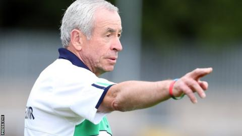 Pete McGrath agrees to stay on as Fermanagh manager in 2016
