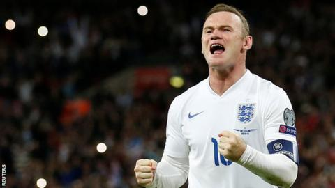 Rooney excited for 'great moment in England farewell